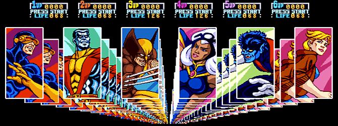 x men arcade a critical hit