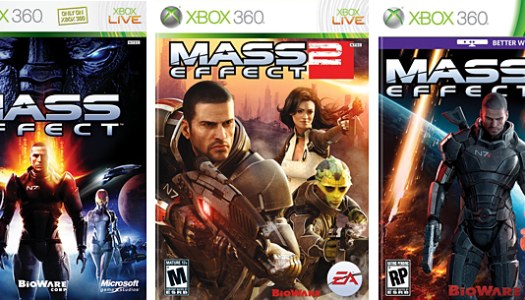 By Its Cover: Mass Effect – A Trilogy Of Bland Covers