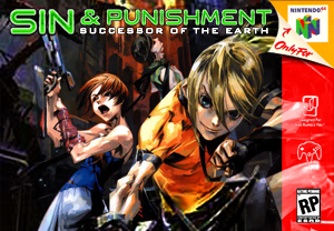 sin and punishment n64 english
