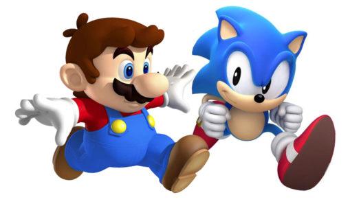 VS. MODE! Super Mario 3D Land Vs. Sonic Generations