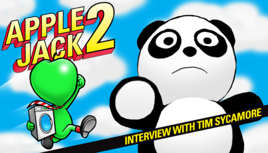 An Interview With Apple Jack 2 Developer Tim Sycamore