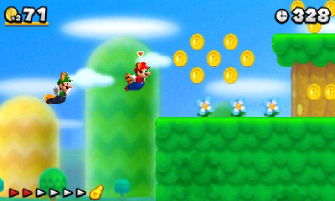 New Super Mario Bros  2 – A Critical Hit!