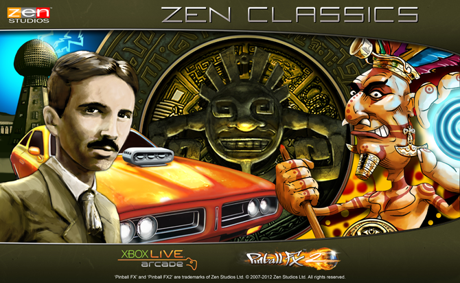 Publisher: Zen Studios / Developer: Zen Studios / Platform: XBLA