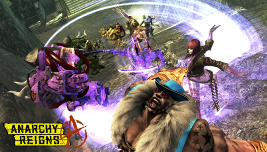 5 Reasons You Should Be Playing Anarchy Reigns