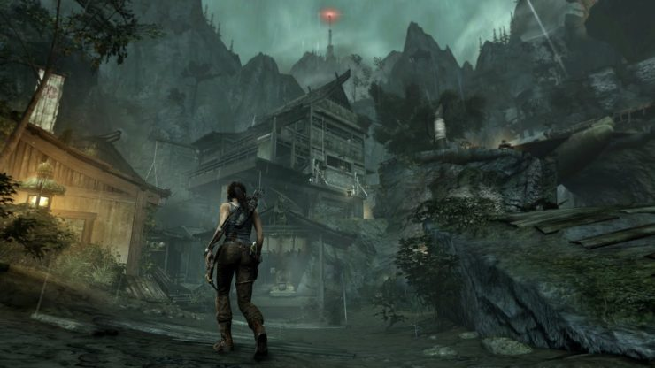 Tomb Raider 2013 Review A Critical Hit