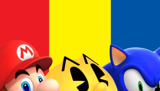 Infographic: Mario x Pac-Man x Sonic – Primary Bros.