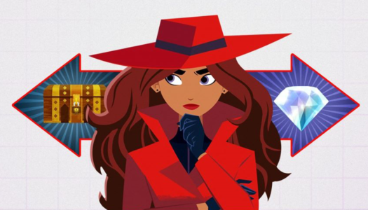 Carmen Sandiego: To Steal Or Not To Steal Walkthrough