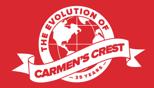 Infographic: The Evolution Of Carmen Sandiego's Crest