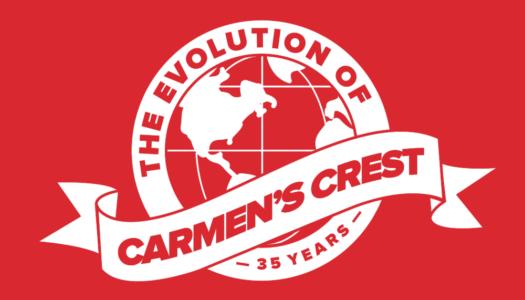 Infographic: The Evolution Of Carmen Sandiego's Crest