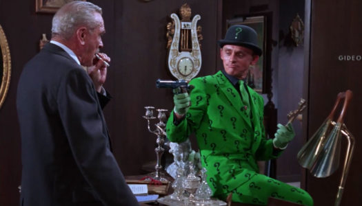 The Riddler Is Batman's Greatest Rival